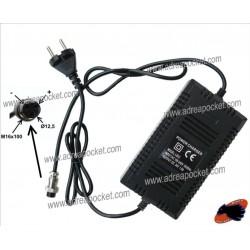 Chargeur 24 Volts 1,8 A Trottinette / Quad Electrique Chinois