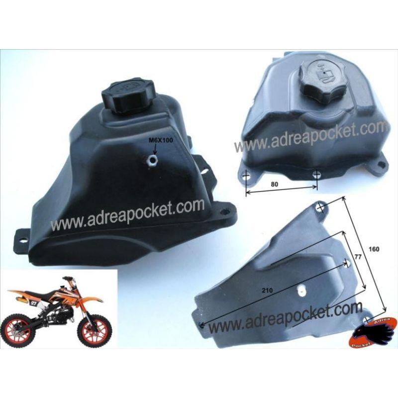 Réservoir Pocket Bike Cross - Delta - Orion - KXD